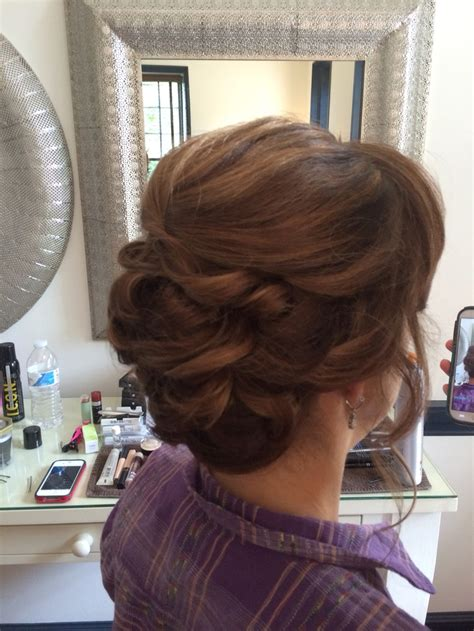 gorgeous mother   bride hairstyles  bridalore