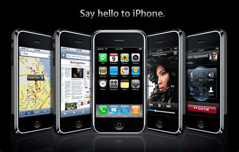 the original iphone the 6 iphone home pages since the original launched in 2007