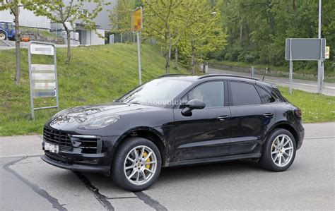 2019 Porsche Macan Facelift Getting Hotter, But Porsche