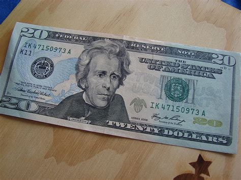 Obama Removed Andrew Jackson From , This Is