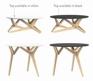 boulon blanc transforms from coffee table to dining room With coffee table transforms to dining table