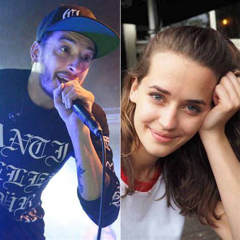 casper lisa volz rapper hat gntm kandidatin geheiratet