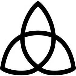 Trinity Symbol Vector Free