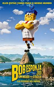 The Spongebob Movie Sponge Out of Water – SpongeBob is a ...