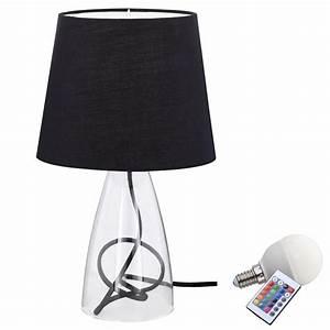 Lampe Variateur De Lumiere : led nuit clairage de table tissu lumi re variateur lampe ~ Dailycaller-alerts.com Idées de Décoration