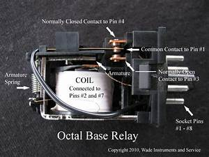 Octal Relay Wiring Diagram