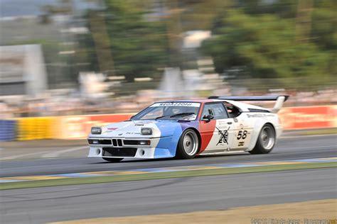 Car Classic Race Racing Gt Germany Supercar Bmw M1