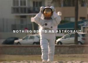 Nothing Beats an Astronaut - The Inspiration Room