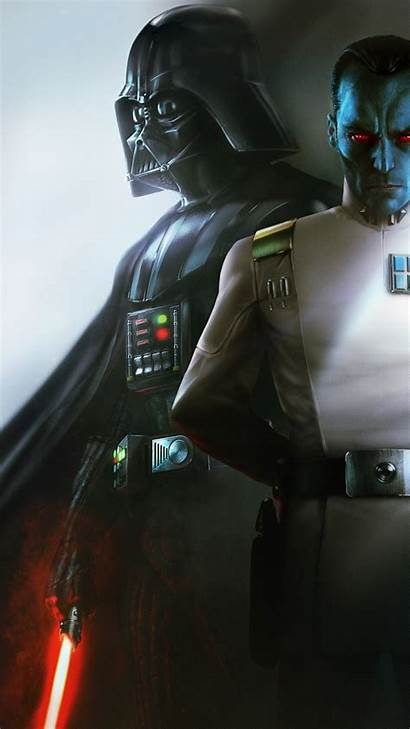 Thrawn Grand Admiral Wallpapers