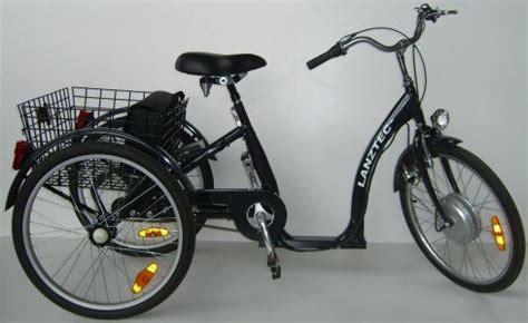 elektro dreirad für erwachsene test elektro dreirad lanztec elektro therapie dreirad 7 shimano nabenschaltung mit