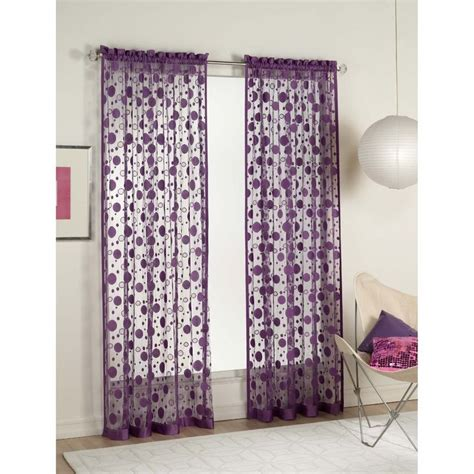 1000 ideas about purple bedroom curtains on