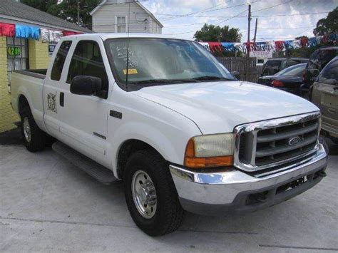 2001 Ford F 250 by 2001 Ford F 250 Xlt Supercab Bed 2wd In New Port