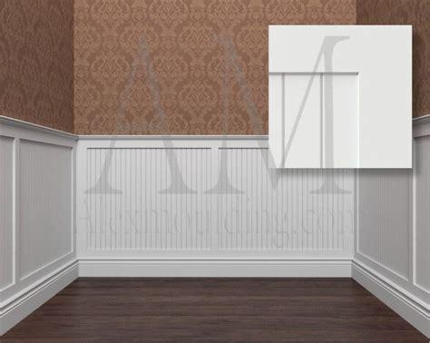 Modern Wainscoting Panels Idea Types, Wainscot Kits, Faux