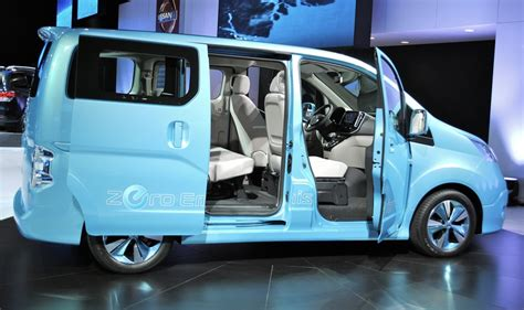 nissan  nv features discussions prices
