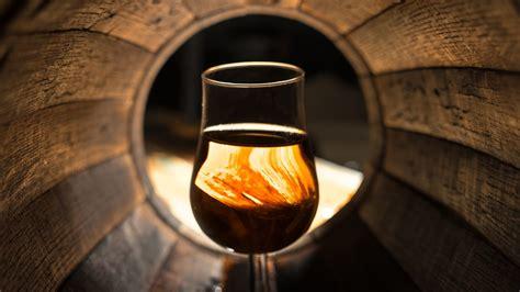Extreme Whiskey Barrel Aging
