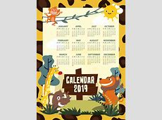 Nature Photo 2019 Calendar Calendar 2019