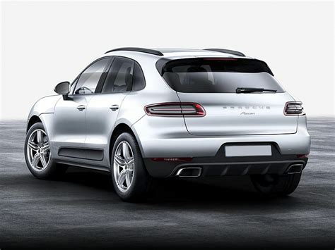 New 2017 Porsche Macan Price Photos Reviews Safety