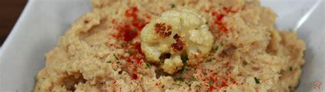 houmous au chou fleur r 244 ti dans la cuisine de nathalie