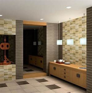 Perfect Idea to Renew Your Bathroom Design with Mosaic