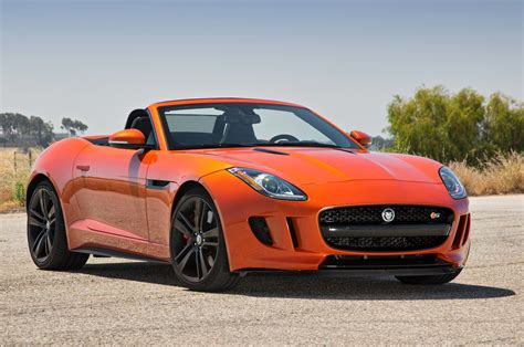 Jaguar F Type S by 2014 Jaguar F Type V8 S Test Motor Trend