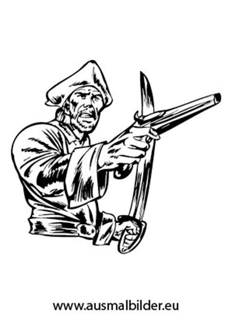 ausmalbilder pirat  schiessen piraten malvorlagen ausmalen
