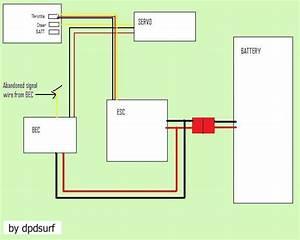 How Power Servo Off External Bec Or Battery   C Tech Forums