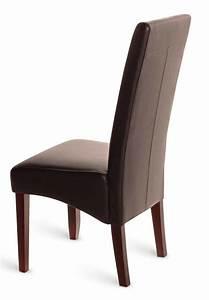 Stühle Leder Esszimmer : sam esszimmerstuhl stuhl braun recyceltes leder florenz demn chst ~ Markanthonyermac.com Haus und Dekorationen