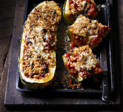 spanish stuffed marrow bbc good food