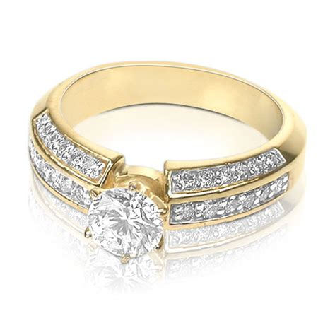 gold solitaire engagement rings yellow gold engagement rings yellow gold engagement rings price guide