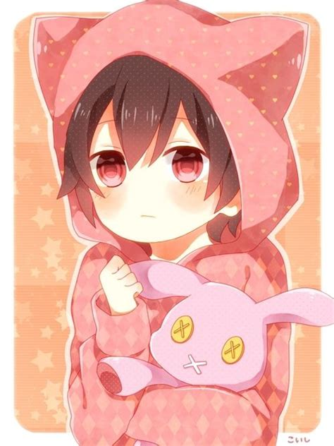 Kawaii Anime Boy 3 By Alyssaholt13 Animes Neko Kawaii Buscar Con Animes Gt