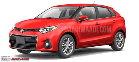 toyota glanza rebadged maruti baleno launching  june