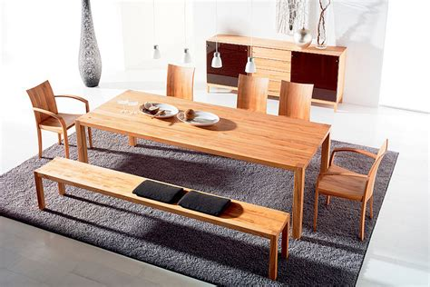 Team 7 Stühle by Esszimmer Speisezimmer Tisch Und St 195 188 Hle Vitrinen Und