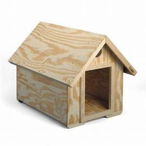 wood dog house plans plans planpdffree downloadwoodplans With simple dog house