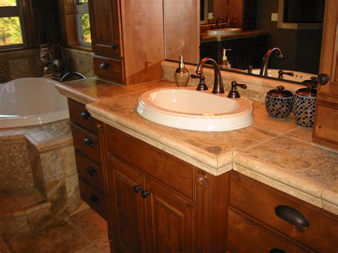 Travertine Vanity Top Home Construction Remodel