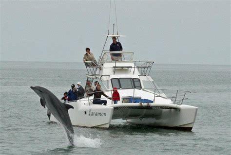 Catamaran Boat Cruise Walvis Bay by Laramon Tours Destination Swakopmund