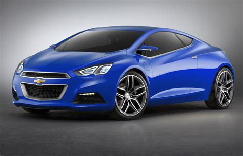 Fully Electric Sports Car envisages chevrolet jolt fully electric sports car