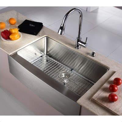 38 inch kitchen sink 33 quot apron stainless steel sink 440 kitchens 3885
