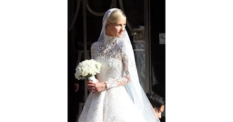 Nicky Hilton Is Tying the Knot — See Her Gorgeous Wedding ...