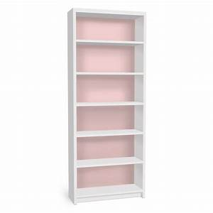 Regal Ikea Billy : m belfolie f r ikea billy regal klebefolie colour rose ~ Michelbontemps.com Haus und Dekorationen