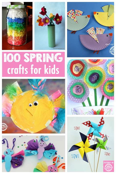 100 gorgeous crafts to ring in the season 790 | Spring crafts