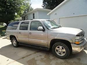 Buy Used 2003 Chevrolet K1500 Suburban 4x4 104 500 Leather