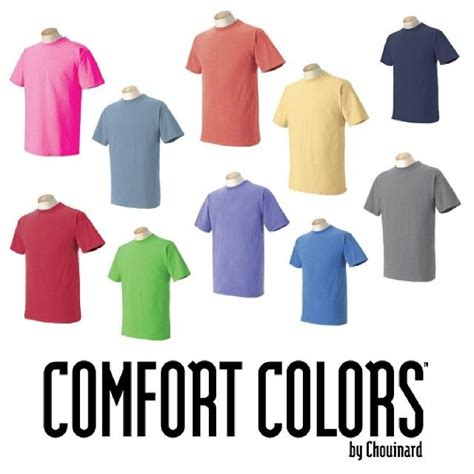 comfort colors by chouinard 17 best images about comfort colors on clinton