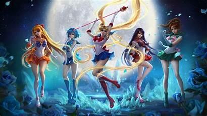 Sailor Moon 4k Ps4wallpapers Sailormoon