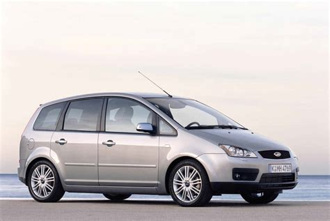 Ford Focus C Max Cng Technical Details History Photos On