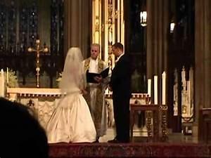 Carolyn and Kevin's Wedding at St. Patricks Cathedral, NY ...