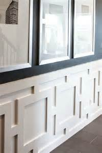 Wall Chair Rail Molding and Trim