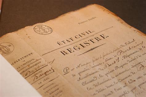 bureau de nationalité française l authenticité des documents d état civil étrangers et la
