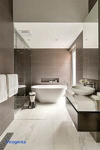 emejing salle de bain faience beige ideas awesome With salle de bain sans carrelage