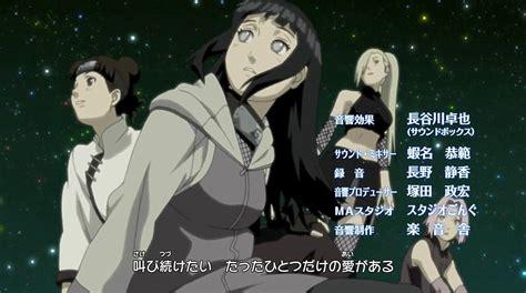 Naruto Shippuden Ending 22 -- Konoha Girls! By