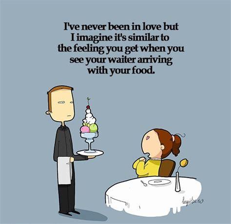 cuisine humour waiter quotes quotesgram
